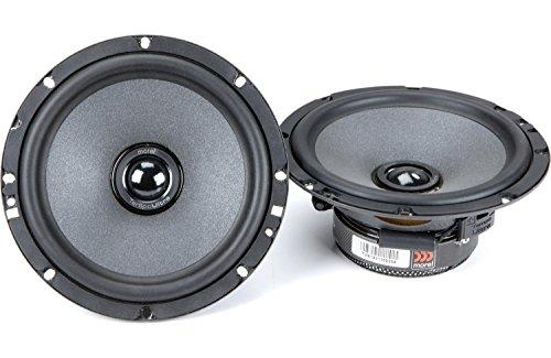 "Morel Tempo Ultra 602 Integra 6-1/2"" 2-way car coaxial speakers"
