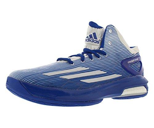 Adidas Som Crazylight Boost Rubio Basketball Menns Sko Størrelse Blå