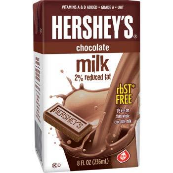 Deluxe Hershey's Chocolate Milk Drink 21 x 238ml