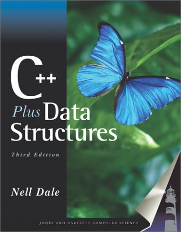 C++ Plus Data Structures by Jones And Bartlett Publishers