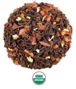 Rishi Tea Organic Vanilla Mint Chai, 1 Pound by Rishi Tea