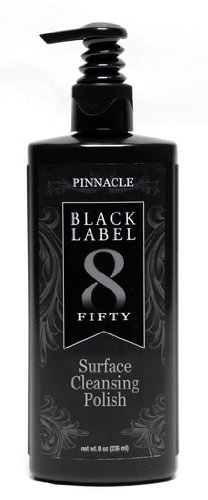 Pinnacle Black Label Surface Cleansing Polish 8 oz
