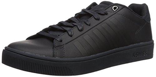 K-Swiss Herren Court Frasco Sneaker, Schwarz (Stretch Limo 027)