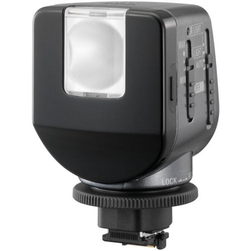 Sony HVL-HIRL IR NightShot and Video Light for Compatible Sony ()
