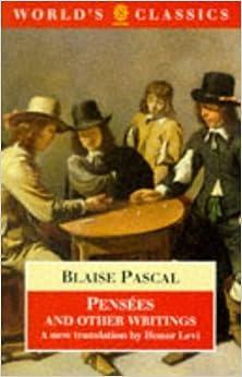 Pensees (World's Classics)
