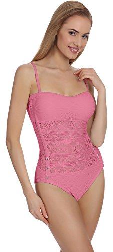 Donna P043RI Style Costume da Merry Modello 4 Bagno qnwU81xxAI