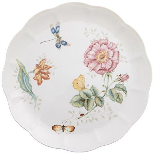 Lenox Butterfly Meadow Dragonfly Dinner Plate