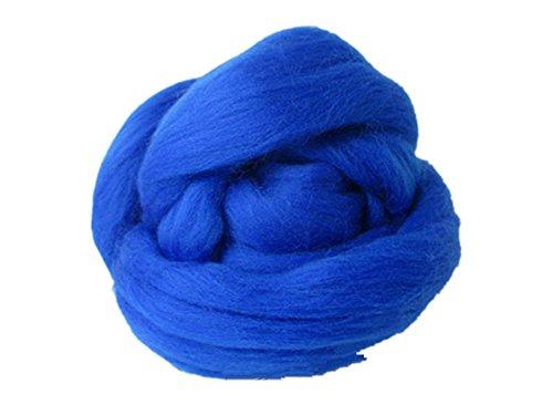 Giant Yarn Chunky Knit Yarn Wool Yarn Extreme Arm Knitting Colors 1 kg(2.2 lbs) Chunky Wool (Knit Boa)