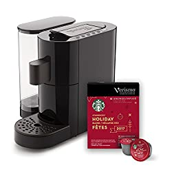 FREE Case of Starbucks Holiday Blend Verismo Pods (72ct) with the Purchase of a Starbucks Verismo System, Coffee and Espresso Single Serve Brewer (ship separately)