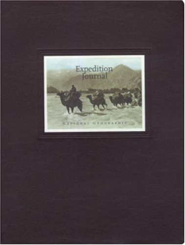 National Geographic Expedition Journal ebook