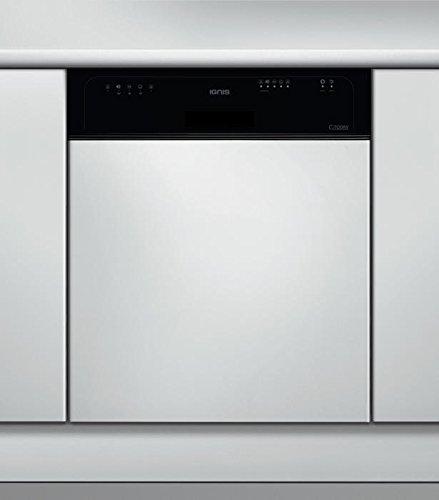 Ignis ADL 444/1 NB Semi-incorporado 12cubiertos A lavavajilla ...