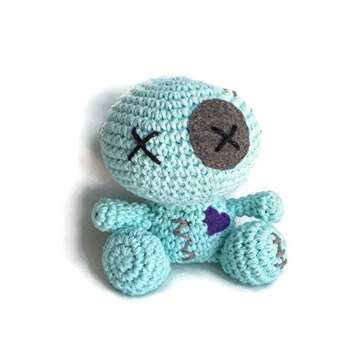 Voodoo Doll Pincushion Crochet Pattern   Supergurumi   500x500