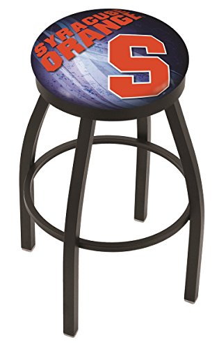 Holland Bar Stool Officially Licensed L8B2B Syracuse University Swivel Bar Stool, 30