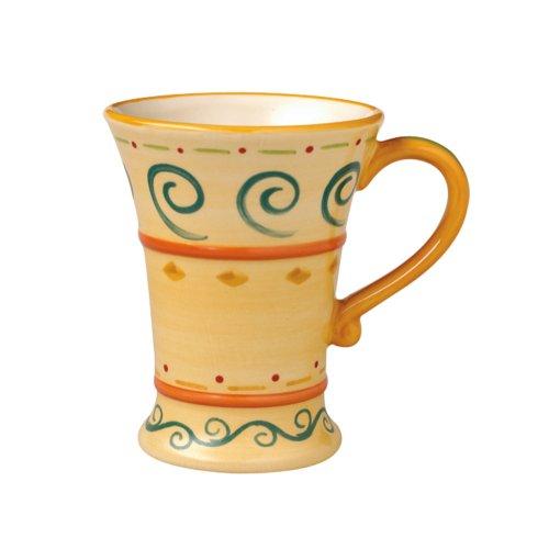 Swirl Pedestal (Pfaltzgraff Villa della Luna Open Stock 12-ounce Swirl Pedestal Mug)