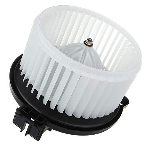 cciyu HVAC Heater Blower Motor with Wheel Fan Cage PM9314 Air Conditioning AC Blower Motor fit for 2005-2010 Honda Odyssey /2005-2009 Subaru Legacy /2005-2009 Subaru Outback /2004-2005 Toyota RAV4