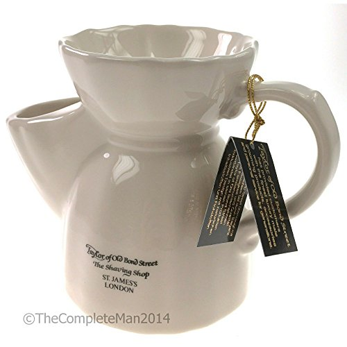 - Taylor of Old Bond Street Victorian Ceramic Mug with Soap