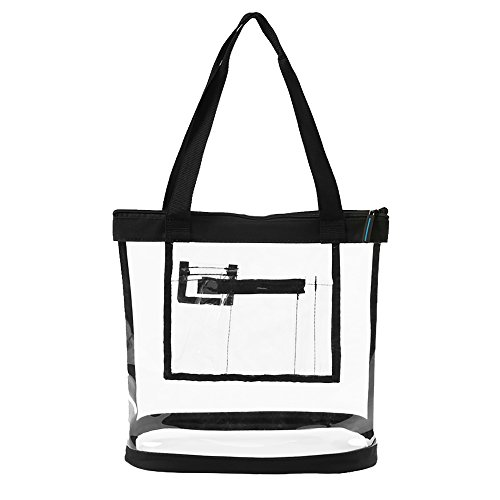 - Clear Small Tote Bag 12 X 12 X 6
