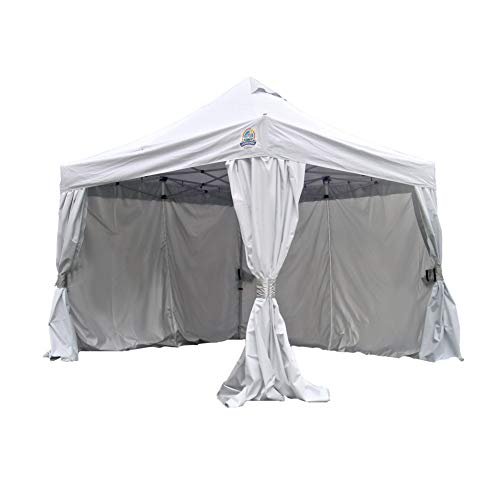 Undercover Canopy R-3 Commercial Vending CRS Popup Shade