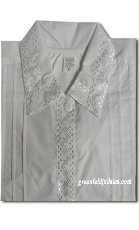 Amazon.com : Ribbon Design Cotton Blend Kittel in Size Medium (Men\'s ...