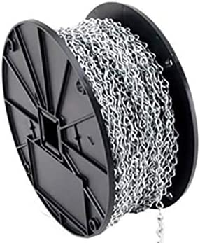 Fixman 345063 Japan Black Chain 4mm x 2.5m