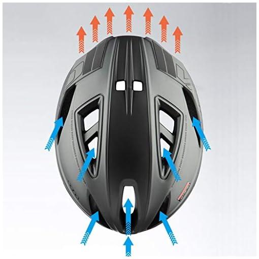 GYM Casques De Vélo Vélo VTT Vélo Vélo for Équitation Sécurité Légère Réglable Respirant Casque for Planche À roulettes Hommes Femmes Scooter Hoverboard Casque (Color : Blue)