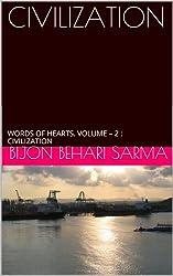 CIVILIZATION: WORDS OF HEARTS. VOLUME  - 2 : CIVILIZATION (English Edition)