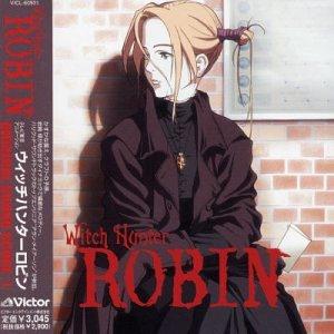 Witch Hunter Robin - Original Sound Score 1