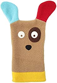 Peek A Boo Hand Puppets - Made in Canada - Fun for All Ages - Great for Story Time