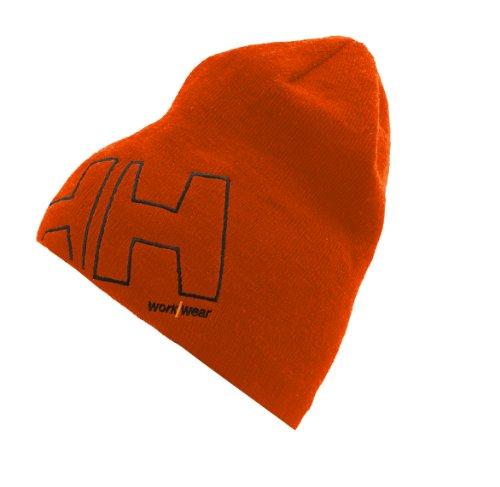 Helly Hansen 970-STD79830 Hh Ww Gorro, Talla STD naranja