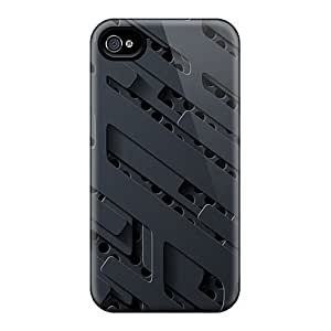 iphone 6 plus 5.5 Case, Premium Protective Case With Awesome Look - Carved Metal Plate
