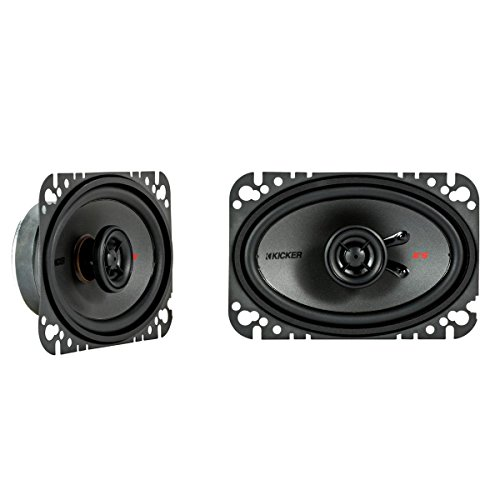 Kicker KSC4604 Coax Speakers