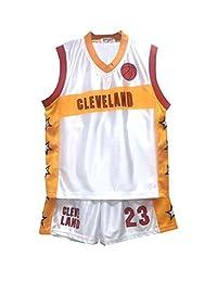 Default Aelstores. - Boys Basketball Summer Short New Girls Top Vest Kit Set Size 2-14