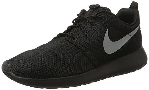 Nike Herre Roshe En Lav-top Sort (sort / Mat Sølv / Flt Sølv) i3ygRq