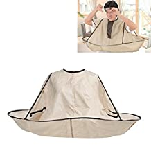 EWIN(R) 1PCS New Style Hair Cutting Cloak Umbrella Cape Salon Barber Hairdressing Gown Family For Adult (ADULT SIZE) by EWIN