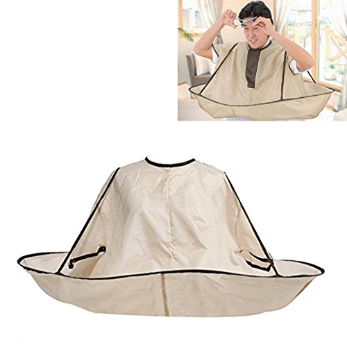 EWINR 1PCS Hair Cutting Cape Gown Salon Hairdresser Barber Apron Two Size For Child And Adult