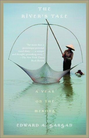 Book cover for The River's Tale: A Year on the Mekong
