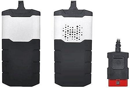 Autos LKW Diagnosescanner Mit Bluetooth SKNB Ds150 Ds150E Tcs Vci Mit Zwei Platine Professionelle Diagnosewerkzeug OBD-Ii 16Pin F/ür Benzin Und Diesel Fahrzeuge Cdp Pro