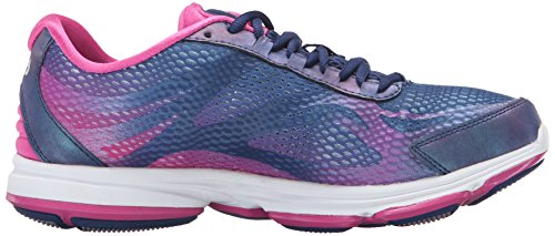 Pink 2 Plus US Ryka Blue Women's Shoe Devo Walking Parent zqpaF