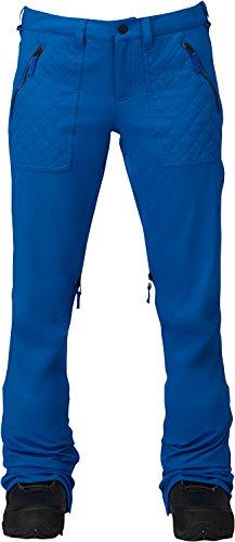 Burton Women's Vida Pants, Scuba, (Burton Women Snowboard Pants)