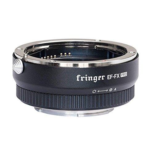 EF-FX PRO Version Auto Focus Mount Adapter Built-in Electronic Aperture for Canon EF EOS Tamron Sigma Lens to Fujifilm FX Mirroless Camera X-E3 XT20 X-Pro2 X-T2 X-A X-E1 X-M1 XT1 XPRO2