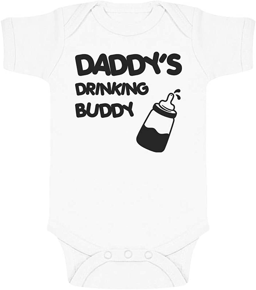 Body de Manga Corta para beb/é Happy Birthday Daddy Pap/á