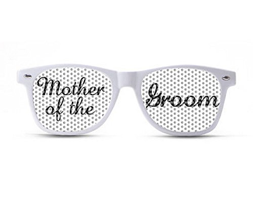 Best Selling Bridal Party Glasses on Amazon! Mother of the Groom Sunglasses. Great item to give to the groom's mom!