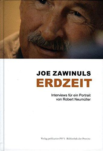 Joe Zawinuls Erdzeit: Interview für ein Portrait