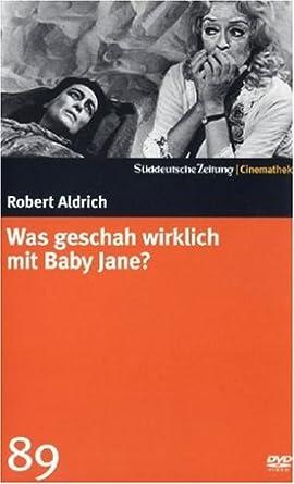 Was Geschah Wirklich Mit Baby Jane Sz Cinemathek Nr 89