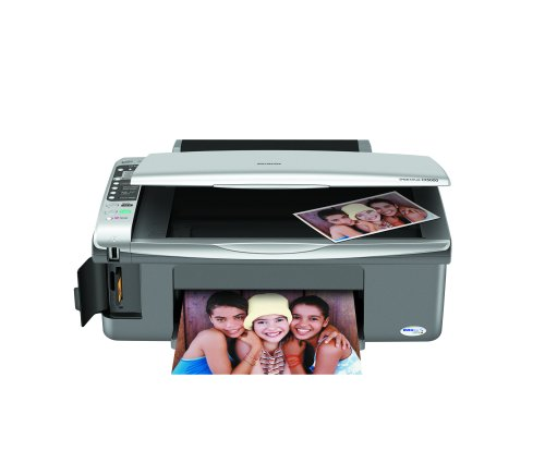 Epson Stylus Color CX5000 All In One Printer, copier, scanner by Epson