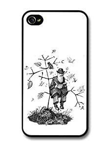 diy case Charles Darwin Tree Of Life Illustration Evolution case for iPhone 6 plus 5.5