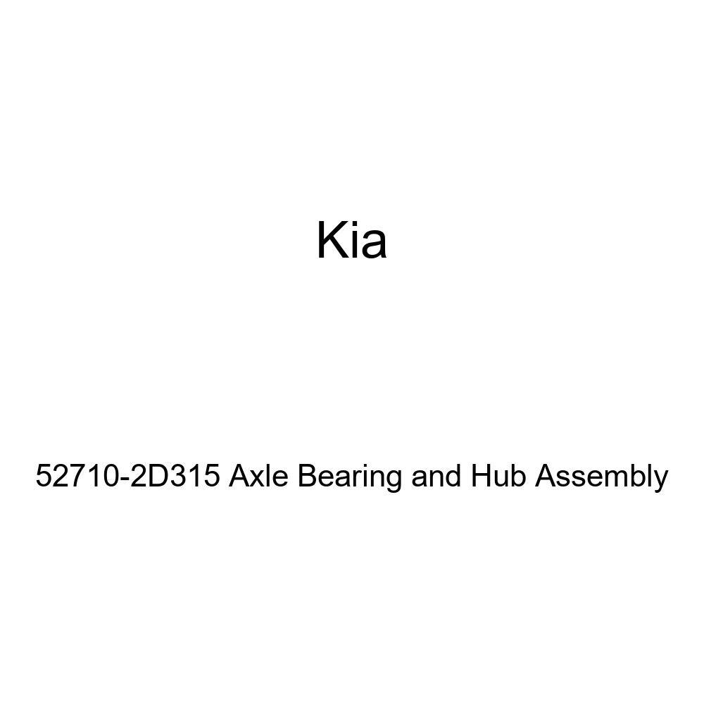Kia 52710-2D315 Axle Bearing and Hub Assembly