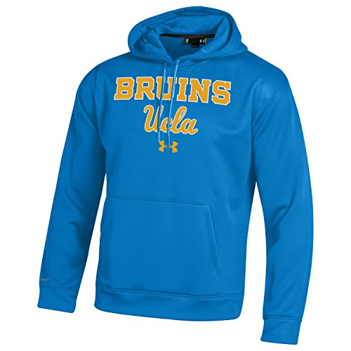 Used, Under Armour NCAA UCLA Bruins Men's Fleece Hoodie, for sale  Delivered anywhere in USA