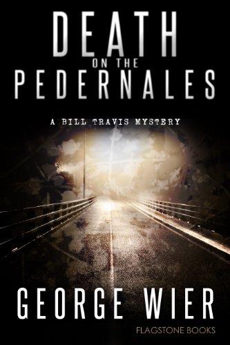 Death Pedernales Bill Travis Mysteries ebook product image