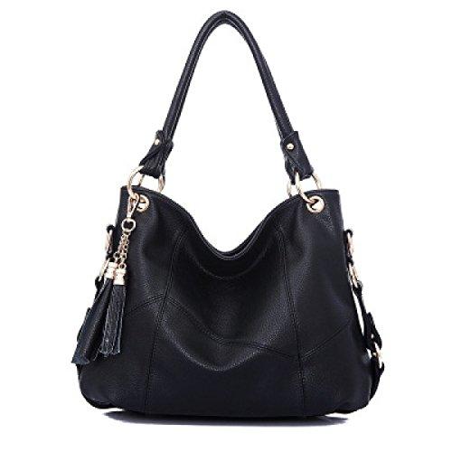 Scfgg - Style Bag Blue Womens Wallet Large Black